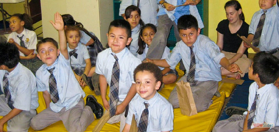 LINK - Afterschool program developing self-esteem, leadership, and citizenship skills.
